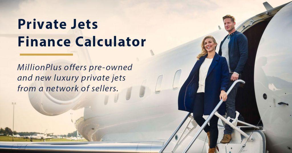 Private Jets Finance Calculator 1